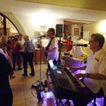 Tanzabend mit Elmar und Franz