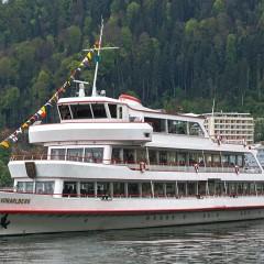 Bodenseeschifffahrt 2018