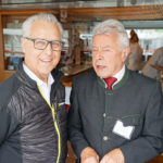 LO St. Hugo Rogginer im Gespräch mit Mag. Reinhard Willi