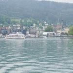 Dann ist der Hafen Bregenz schon wieder in Sicht
