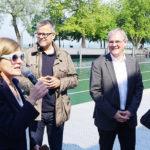 LR Dr. Barbara Schöbi-Fink, Klubobmann Mag. Roland Früstück und LT Vize. Präs. Harald Sonderegger