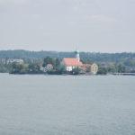 Wir geniessen die Fahrt nach Konstanz