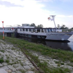 Flusskreuzfahrt Berlin – Prag