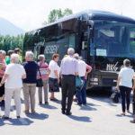 Weiterfahrt nach Mariazell
