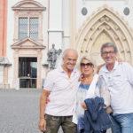 Rudi, Elfi und Franz
