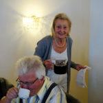 Unsere Seniorchefin vom Hotel Goldenes Kreuz