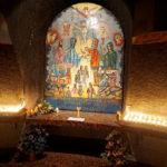 Besuch der Kerzengrotte