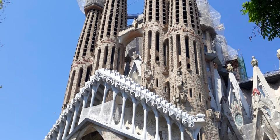 Aktivreise Barcelona 2018