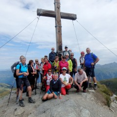 Bergtourenprogramm 2018