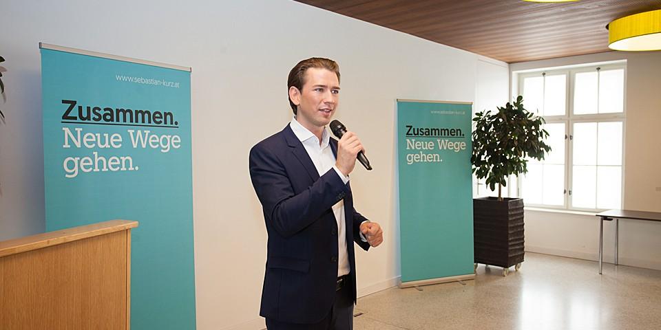 Türkis/ÖVP Aktuelles