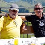 Bezirksobmann Rudi Lerch und GF Franz Himmer