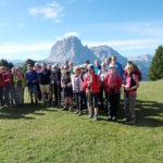 1. Tag: Wanderung zur Ciadatahütte