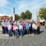 Die Seniorenbund Reisegruppe
