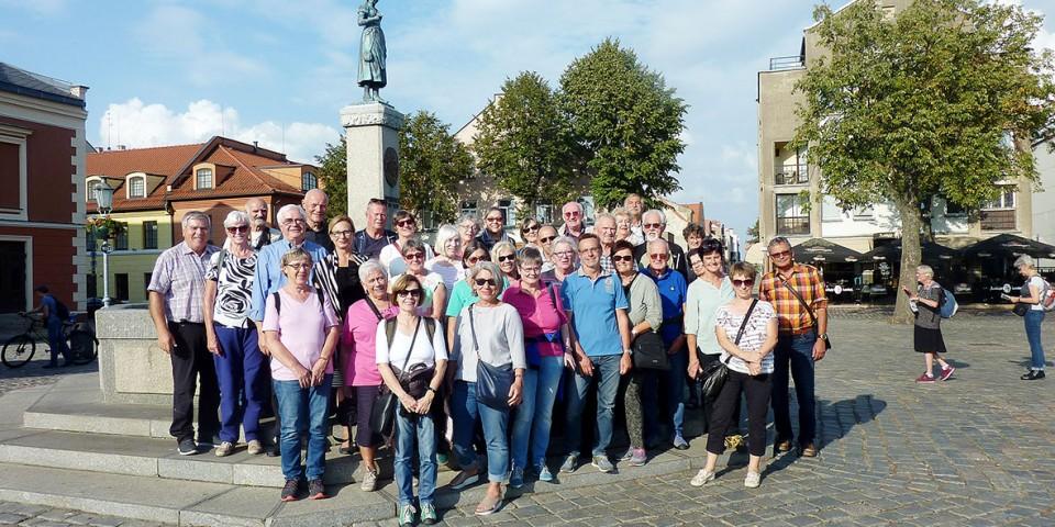 Kulturreise ins Baltikum