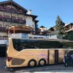 Angekommen im Hotel La Roccia