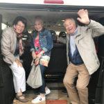 Ab in den Kofferraum