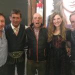 Ein Foto mit den Stars der Volksmusik