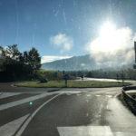 Wunderbare Fahrt zum Sellajoch
