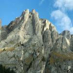 Die herrliche Bergwelt begeisterte