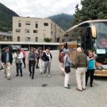 Noch ein Stop in Brixen