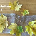 Tanznachmittag Herbsttanz