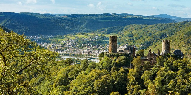 Mai: Radwoche Rhein-Mosel