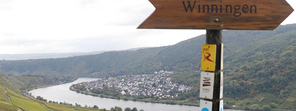 August: Radwoche Rhein-Mosel