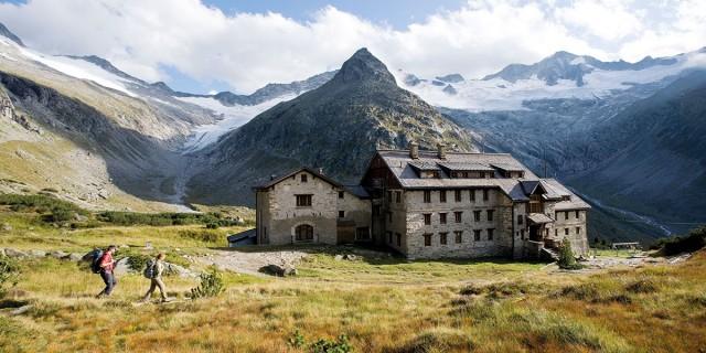 Juli: Wanderwoche Zillertal