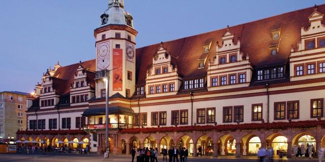 November: Sonderreise Leipzig – Dresden – Berlin