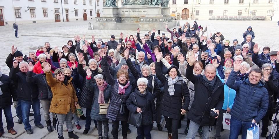 Schöne Wienreise 2019
