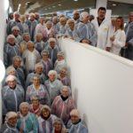 Seniorenbund Exkursion BÄCKEREI MANGOLD B Gruppen 10-01-2019 (1)