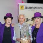 Georg Seethalter wurde geehrt