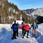 Schneeschuhwanderung Schattenlagang