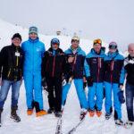 Das Team vom WSV Braz