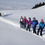 Wanderführer Edi Ortner und Jochen Campestrini