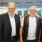 LO Werner Huber – Walter Ellensohn – Rudi Wohlgenannt