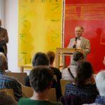 Prim. Dr. Albert Lingg und Obmann Hans Lederer