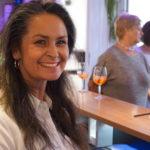 Unsere Tanzlehrerin Juanita Hieble-Tomo