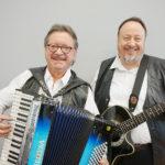 Unsere Musik das Duo Canaris