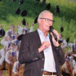 Grussworte von Bgm. Gottfried Brändle