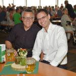 Roland Frühstück und Markus Wallner