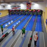 Die Kegelanlage im Sportzentrum in Ritzing