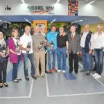 Gruppenfoto der Sportreferenten