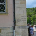 Donau-Hochwassermarke