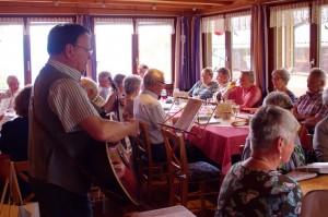 Singrunde am Ludescherberg