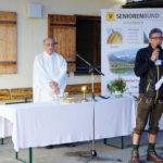 Bergmesse mit Pfarrer Bleiberschnigg