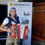 Musikant Alex aus dem Südtirol