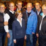 Ein Gruppenfoto mit unseren Regierungsmitgliedern