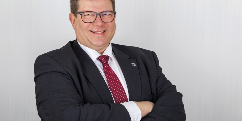 Unser Kandidat Arno Gächter