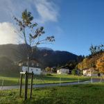 Letzte Bergtour nach Latschau